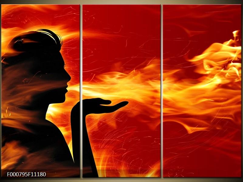 Modern képek - Tűz