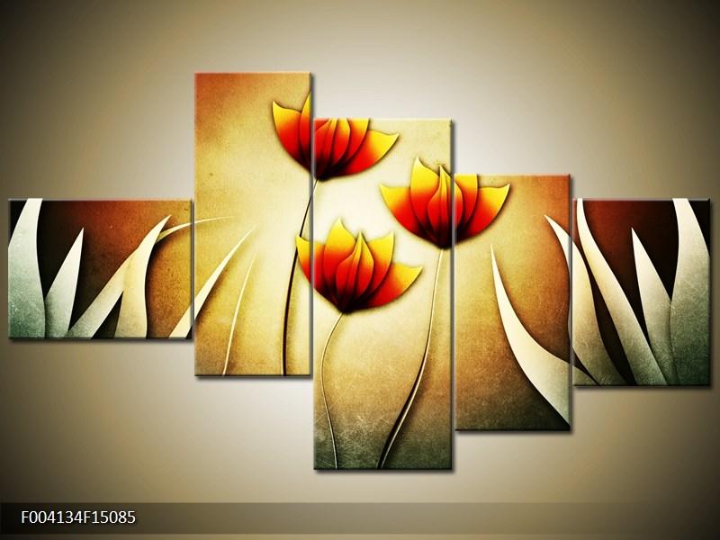 Modern vászon kép