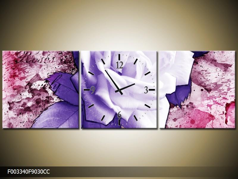 Képek órával középső